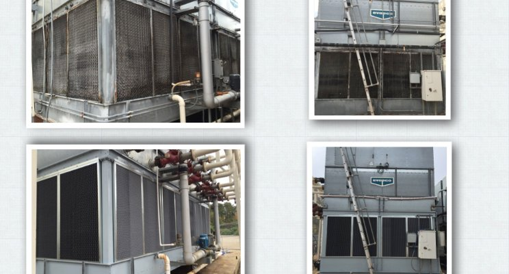 evapco cooling tower repair