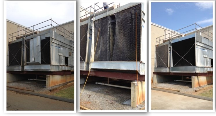 Marley Cooling Tower Repair/Rebuild,Service